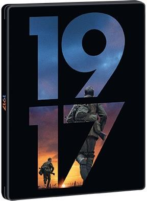 1917 (2019) (Steelbook, 4K Ultra HD + Blu-ray)