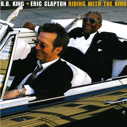 Eric Clapton & B.B. King - Riding With The King (2020 Reissue, 20th Anniversary Edition, 2 LPs)