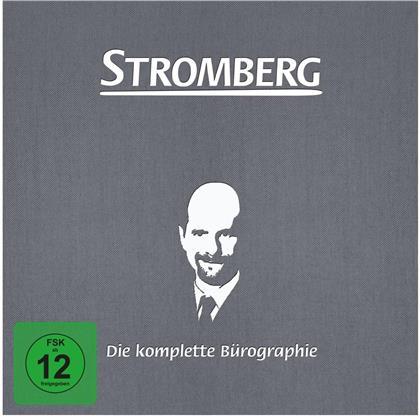 Stromberg - Die komplette Bürographie - TV-Serie & Kinofilm (Limited Edition, Mediabook, 6 Blu-rays)