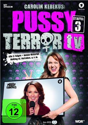 Carolin Kebekus - Pussy Terror TV - Staffel 3 (2 DVDs)