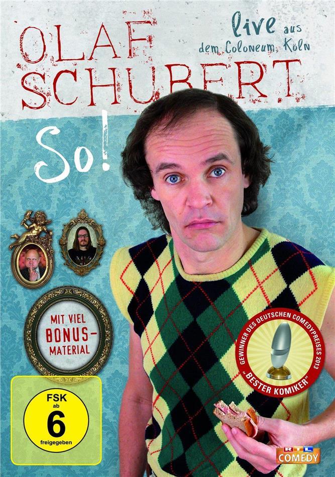Olaf Schubert - So! - Live