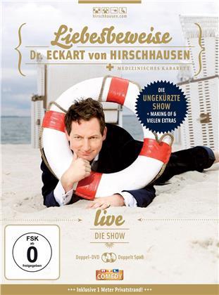 Dr. Eckart von Hirschhausen - Liebesbeweise - Live