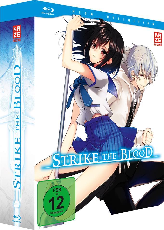 Strike the Blood - Staffel 1 (Gesamtausgabe, 4 Blu-rays)