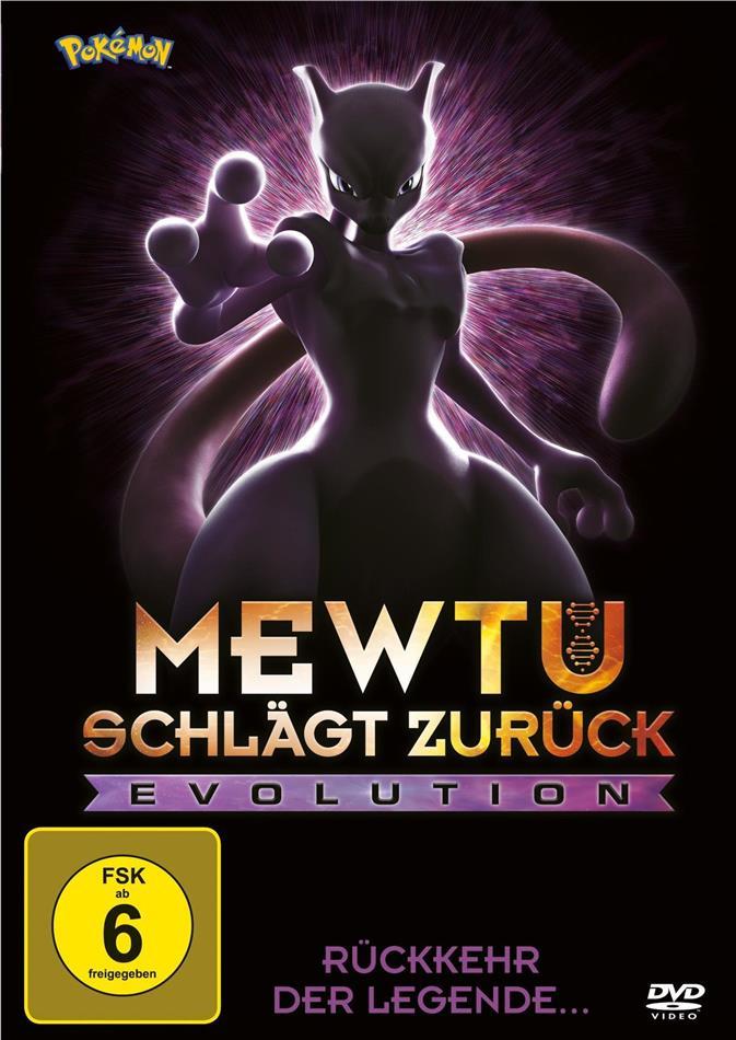 Pokémon - Mewtu schlägt zurück – Evolution (2019)