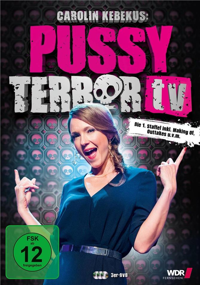 Carolin Kebekus - Pussy Terror TV - Staffel 1 (3 DVDs)