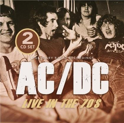 AC/DC - Live In The 70s - Radio Broadcasts (2 CDs)
