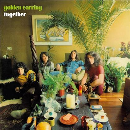 Golden Earring - Together (2020 Reissue, Music On Vinyl, Limited Edition, 'Psychedelic' Yellow & Transparent Green Vinyl, LP)