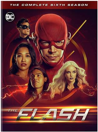 The Flash - Season 6 (4 DVDs)