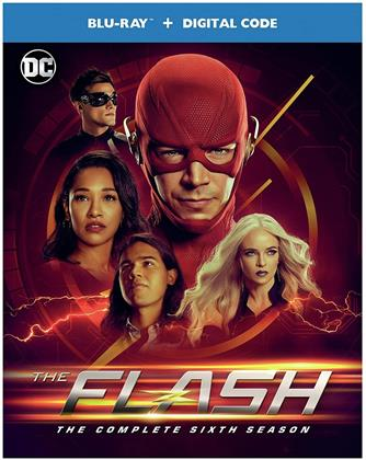 The Flash - Season 6 (Limited Edition, 5 Blu-rays)