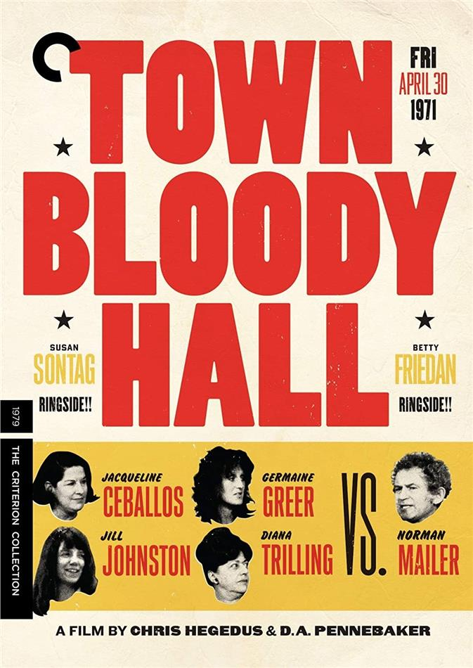 Town Bloody Hall (1979) (Criterion Collection)