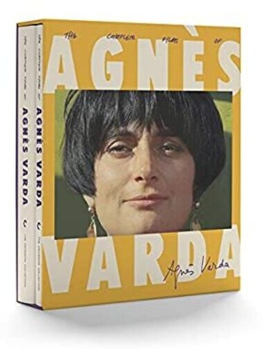 The Complete Films of Agnès Varda (Collector's Edition, Restaurierte Fassung, 15 Blu-rays)