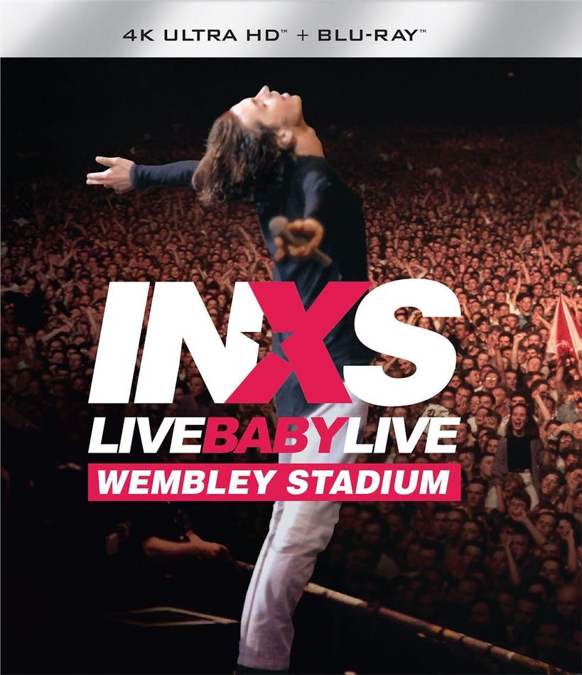 INXS - Live Baby - Wembley Stadium (4K Ultra HD + Blu-ray)