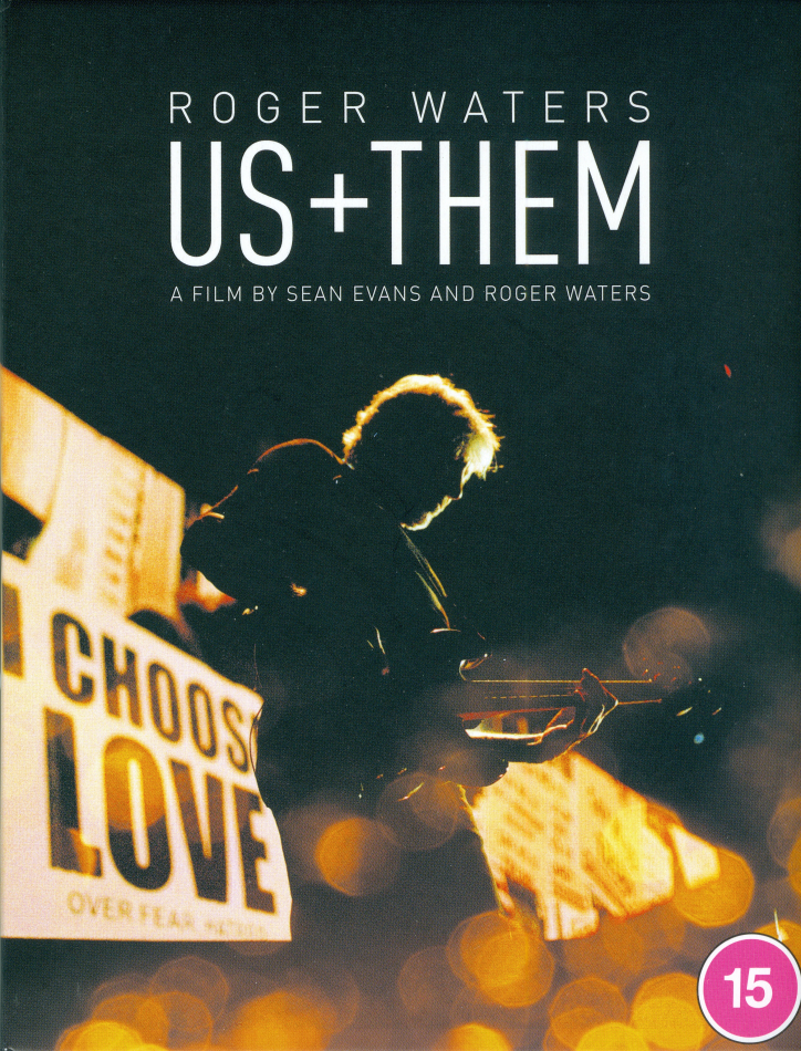 Roger Waters - Us + Them (Digibook)