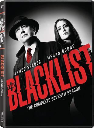 The Blacklist - Season 7 (5 DVDs)