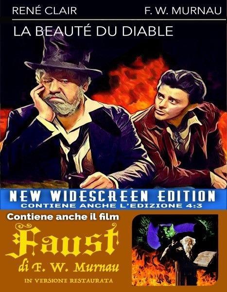 La beauté du diable + Faust (New Widescreen Edition, Versione Restaurata, n/b)