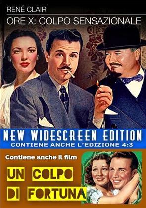 Ora X, colpo sensazionale + Un colpo di fortuna (New Widescreen Edition, n/b)