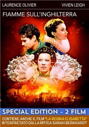 Fiamme sull'Inghilterra + La regina Elisabetta (s/w, Special Edition)