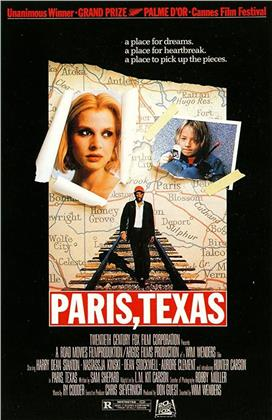 Paris, Texas (1984) (Ripley's Home Video)