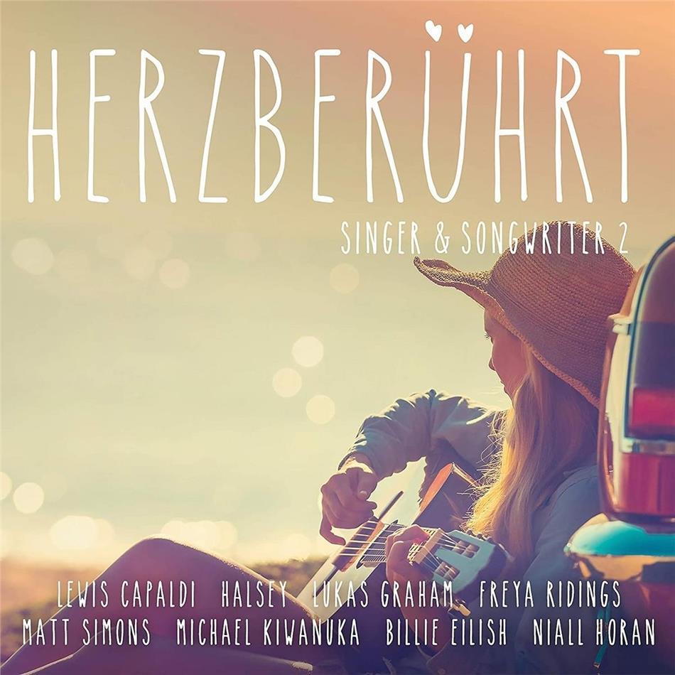 Herzberührt - Singer - Songwriter II (2 CDs)