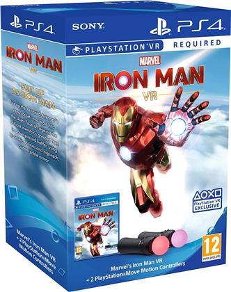 Iron Man VR + Playstation Move Bundle