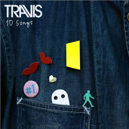 Travis - 10 Songs (Deluxe Edition, Limited Edition, 2 CDs)
