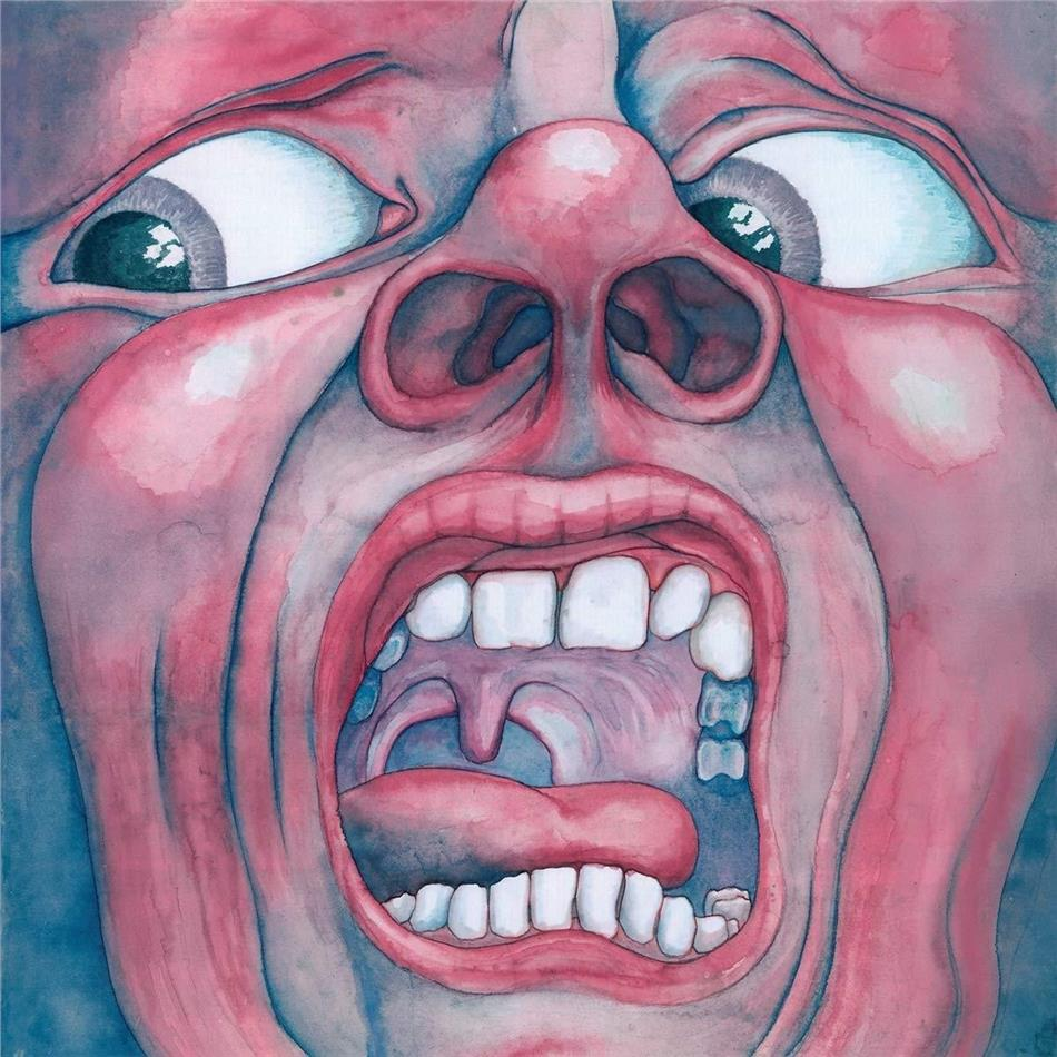 King Crimson - In The Court Of The Crimson King - Remixed By Steven Wilson And Robert Fripp (2020 Reissue, Panegyric, Remastered, LP)