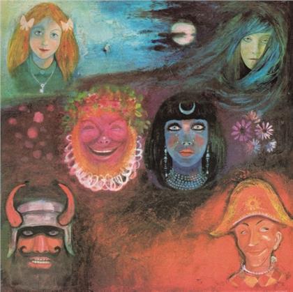 King Crimson - In The Wake Of Poseidon - Remixed By Steven Wilson And Robert Fripp (2020 Reissue, Panegyric, Remastered, LP)