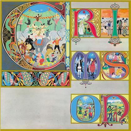 King Crimson - Lizard - Remixed By Steven Wilson And Robert Fripp (2020 Reissue, Panegyric, Remastered, LP)