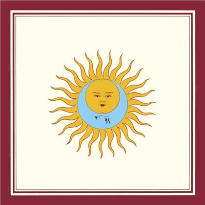 King Crimson - Larks Tongues In Aspic - Remixed By Steven Wilson And Robert Fripp (2020 Reissue, Panegyric, Remastered, LP)