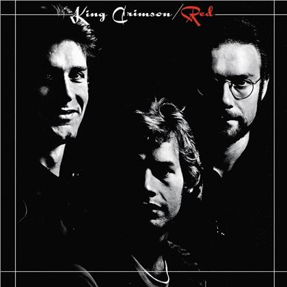 King Crimson - Red - Remixed By Steven Wilson And Robert Fripp (2020 Reissue, Panegyric, Remastered, LP)