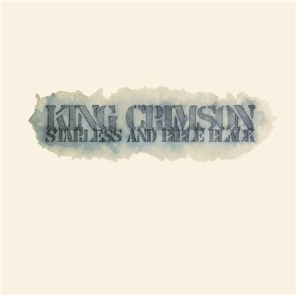 King Crimson - Starless & Bible Black - Remixed By Steven Wilson And Robert Fripp (2020 Reissue, Panegyric, Remastered, LP)