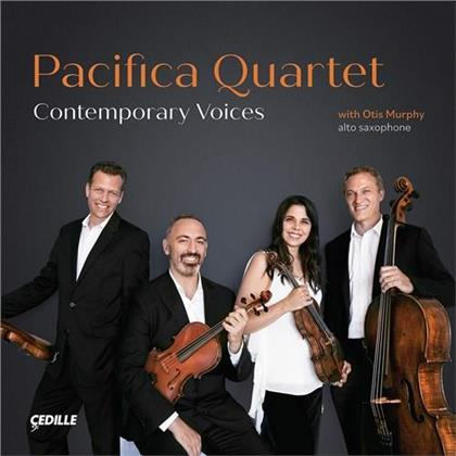Pacifica Quartet, Shulamit Ran, Jennifer Higdon, Ellen Taaffe Zwilich & Otis Murphy - Contemporary Voices