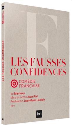 Les fausses confidences de Marivaux (1971)