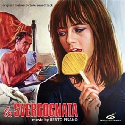 Berto Pisano - Svergognata - OST (LP)