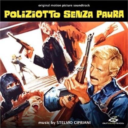 Stelvio Ciprani - Poliziotto Senza Paura - OST (LP)