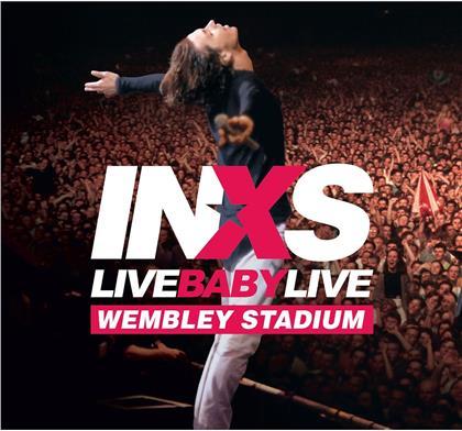 INXS - Live Baby Live (2020 Reissue, 2 CDs + DVD)