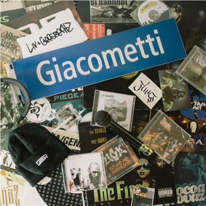 LIV & Geesbeatz - Giacometti