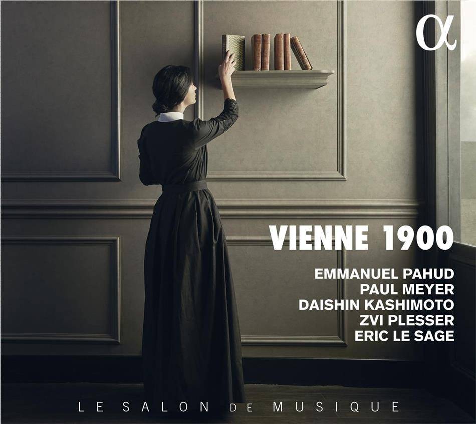 Emmanuel Pahud, Paul Meyer, Daishin Kashimoto, Zvi Plesser, Eric Le Sage, … - Vienne 1900