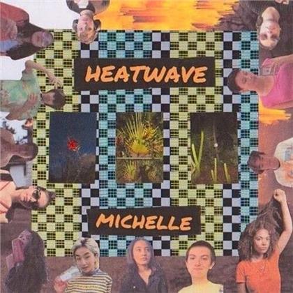 Michelle - Heatwave (Orange Vinyl, LP)