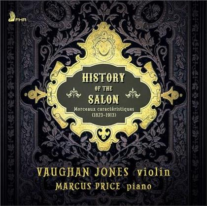 Vaughan Jones & Marcus Price - History Of The Salon