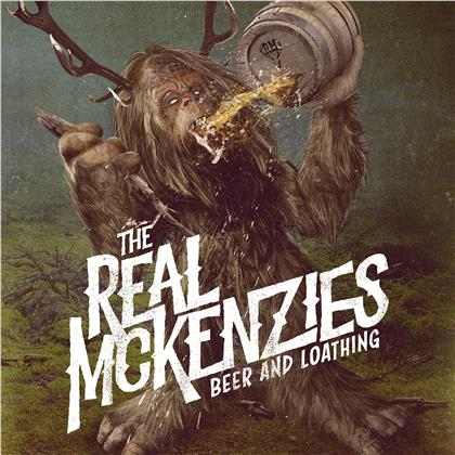 The Real McKenzies - Beer And Loathing (LP)