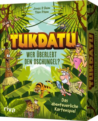 Tukdatu – Wer überlebt den Dschungel?