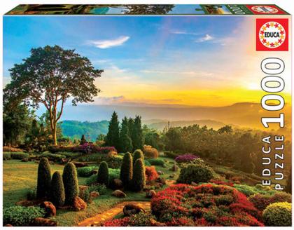 Bildschöner Garten (Puzzle)