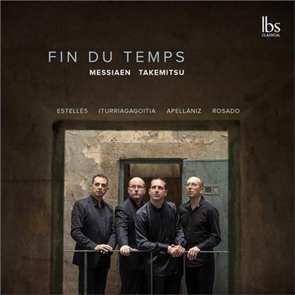 Estelles, Iturriagagoitia, David Apellániz, Rosado, Olivier Messiaen (1908-1992), … - Fin Du Temps