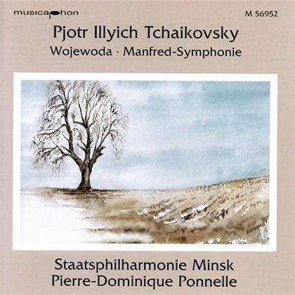 Peter Iljitsch Tschaikowsky (1840-1893), Pierre-Dominique Ponnelle & Staatsphilharmonie Minsk - Wojewoda - Manfred Sinfonie