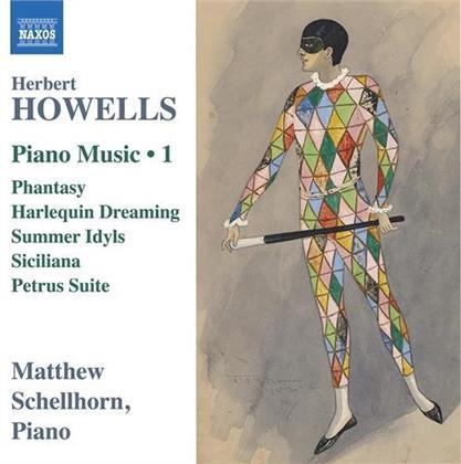 Herbert Howells (1892-1983) & Matthew Schellhorn - Piano Music 1