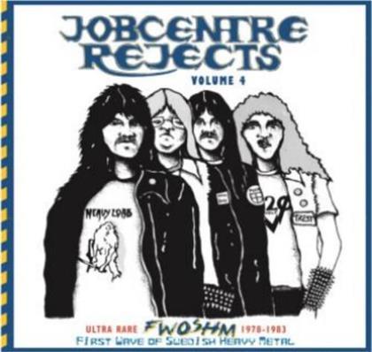 Jobcentre Rejects Vol. 4 - Ultra Rare Fwoshm 1978-