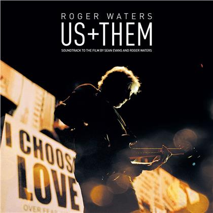 Roger Waters - Us + Them (Gatefold, 3 LPs)