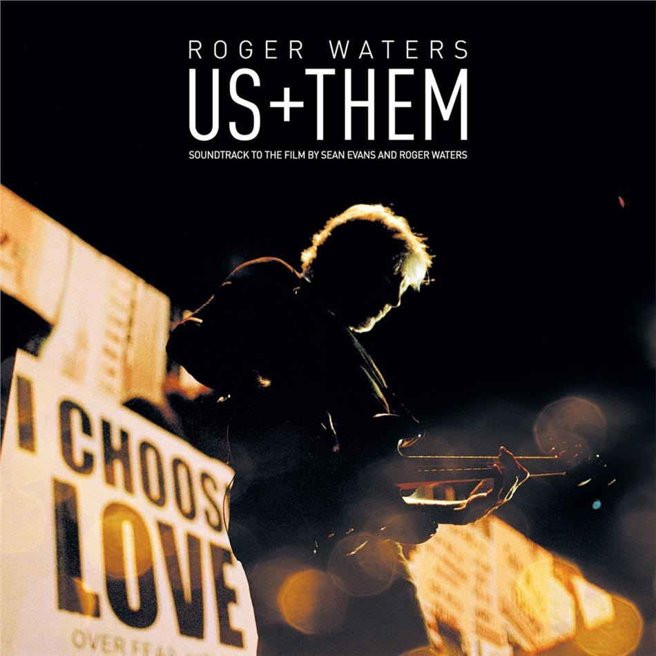 Roger Waters - Us + Them (Digipack, 2 CDs)