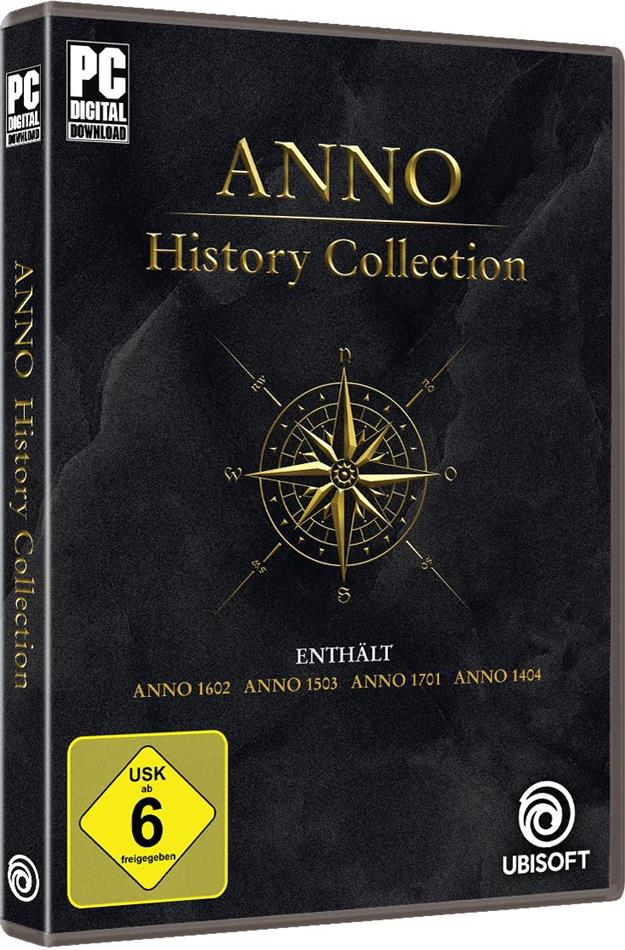 Anno History Collection - (Code in a Box) (German Edition)